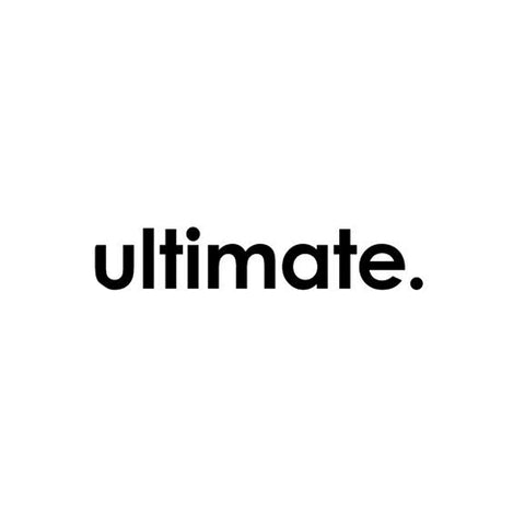 """ultimate."" Sticker"