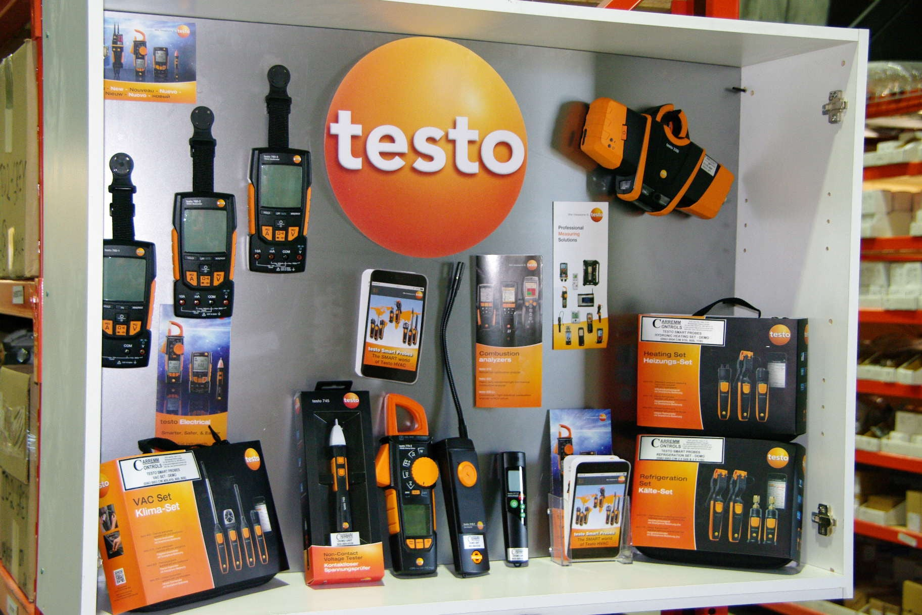 Testo Tagged Ventilation Air Conditioning Measurement Smart Probe 510i All Prices Are In Usd