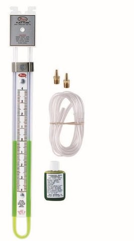 DWYER Series 1223 FLEX TUBE U-TUBE Manometer