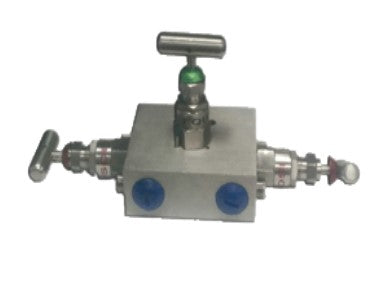 3 Way Remote Manifold