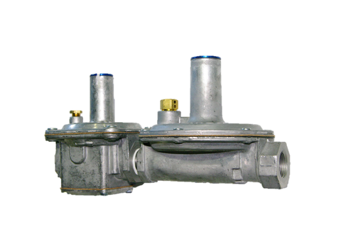 Maxitrol 325 Series Line Pressure Regulators, with Over-Pressure Protection Device