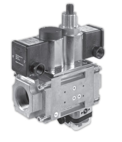 Dungs DMV 624L Dual Safety Shutoff Valves with Proof of Closure and NEMA 4 Enclosure CSA 6.5 Approved
