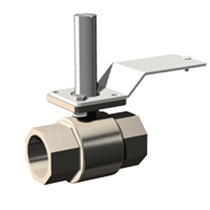 RTC ABV: Modulating Gas Actuated Ball Valve