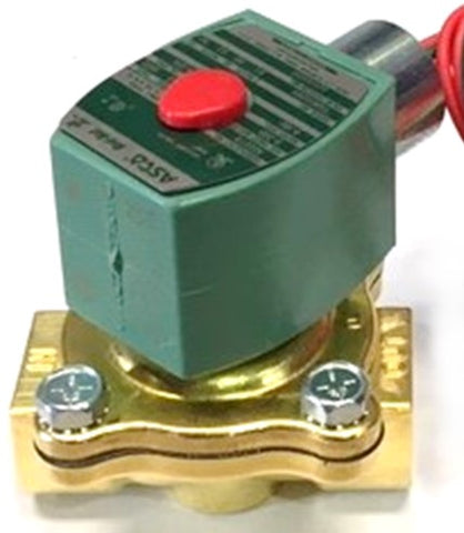 ASCO 8210 Series Pilot Operated Solenoid Valve