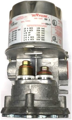 ASCO S-Series Pressure Switch