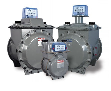 "Itron ""A"" Series Diaphragm Gas Meters"