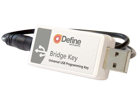 Define Instruments - Bridge Key Communications Kit