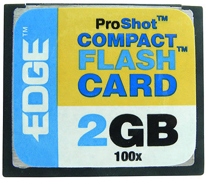 2GB Compact Flash Card