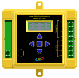 RTC DFC: Digital Enhanced Gas Fired Modulating Control