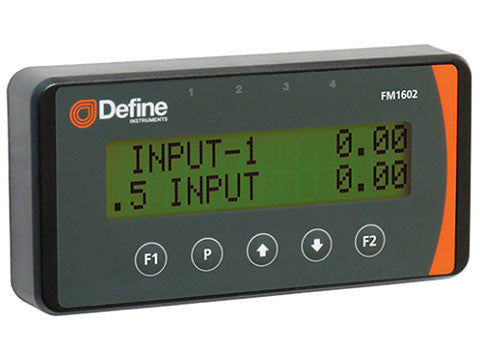 Define Instruments FM1602 Remote Display