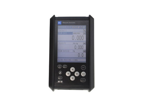 Fuji Electric Portaflow-C FSC-4 Ultrasonic Flow Meter