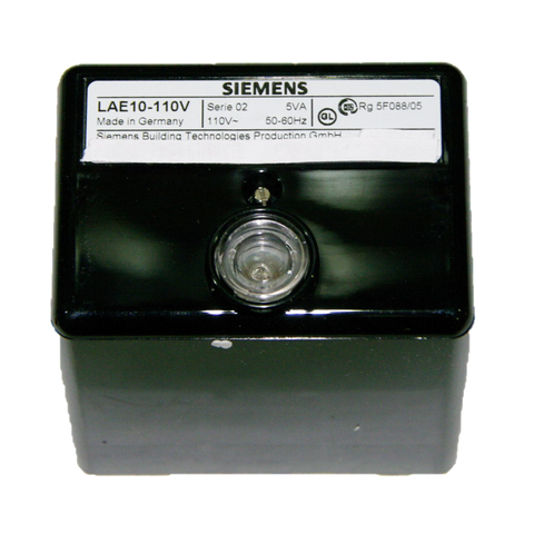 Siemens LAE10 Flame Safeguard