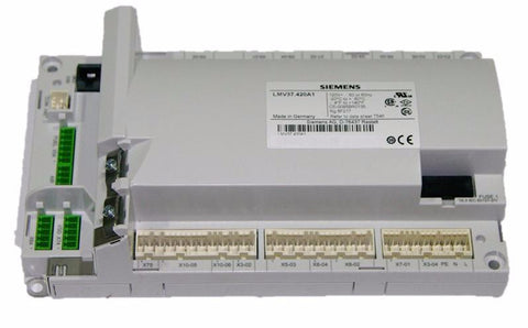 Siemens LMV37.4 Burner Control Base Unit