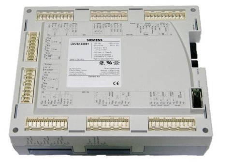 Siemens LMV5 Burner Control Base Unit