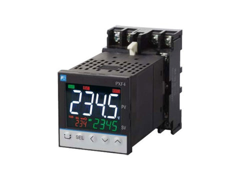 Fuji Electric PXF4 Temperature Controller - Socketed