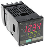 Fuji Electric PXR4 Temperature Controller Socketed