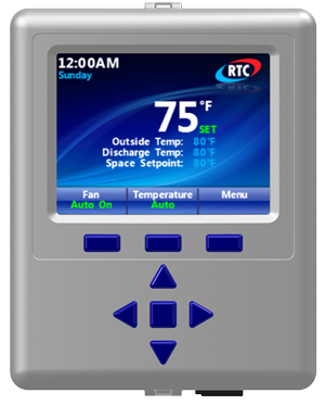 RTC RDU+: Enhanced Digital Remote Display Unit