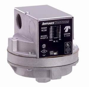 RHGP-A - High Gas Pressure Switch - Auto Reset
