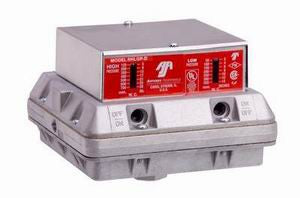 RHLGP-D - High/Low Double Gas Pressure DPDT Switch - Automatic Reset