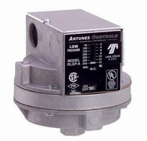 RLGP-A - Low Gas Pressure Switch - Auto Reset