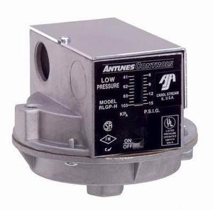 RLGP-H - Low Gas Pressure Switch H Series - Auto Reset