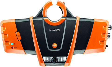 Testo 330i Flue Gas Analyzer Kit
