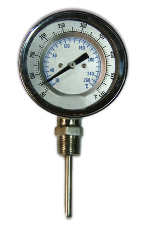 BiMetal Adjustable Angle Thermometer