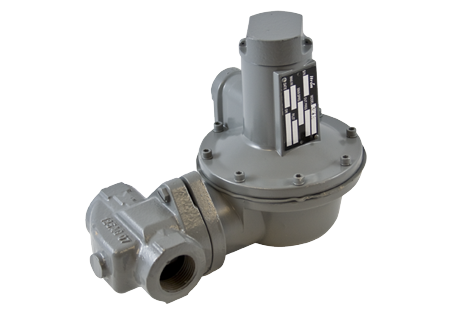 Itron B36R High Pressure Service Regulator