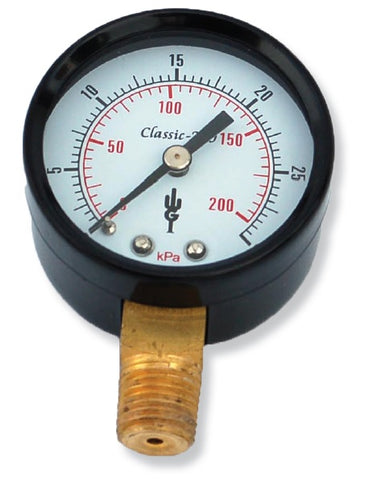 "Classic 200 Series 2"" Pressure Gauges (Dry) (QTY: 15)"