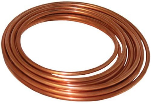Copper Tubing Gas Grade (100ft)