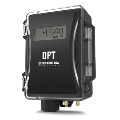 DPT Differential Low Pressure Transmitter