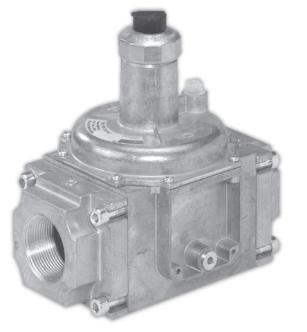 Dungs FRI7../6 Gas Appliance Pressure Regulators with integrated gas filter