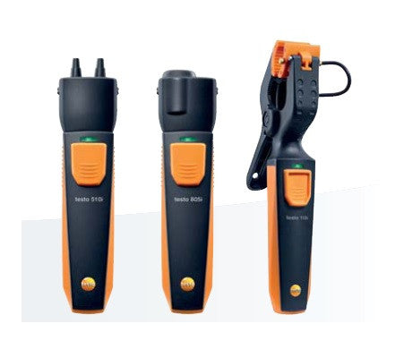 Testo Smart Probes - Hydronic Heating Set