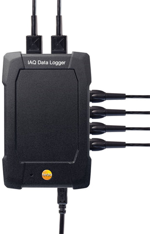 Testo IAQ data logger for long-term measurements