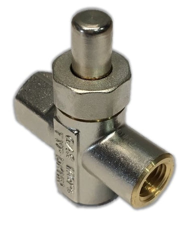 Dungs Gauge Isolation Push Button
