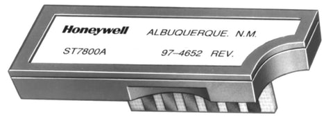 Honeywell 7800 Series ST7800A Plug-in Purge Timer