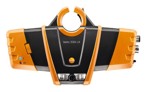 Testo 330i LX Flue Gas Analyzer Kit