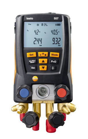 Testo 557 - Digital Manifold Kit