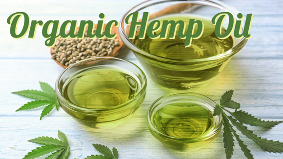 Zongle Therapeutics - Organic Hemp Seed Oil