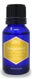 Zongle Bergamot Essential Oil, Italy, Safe To Ingest, 15 mL