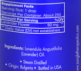 Zongle Lavender Essential Oil - Ingredients