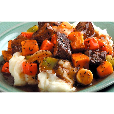 Beef Stew w/ Root Vegetables