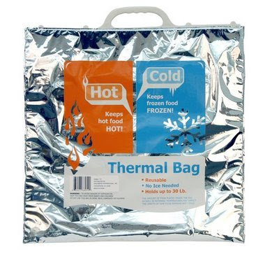 Thermal Bags W/ Ice Packs
