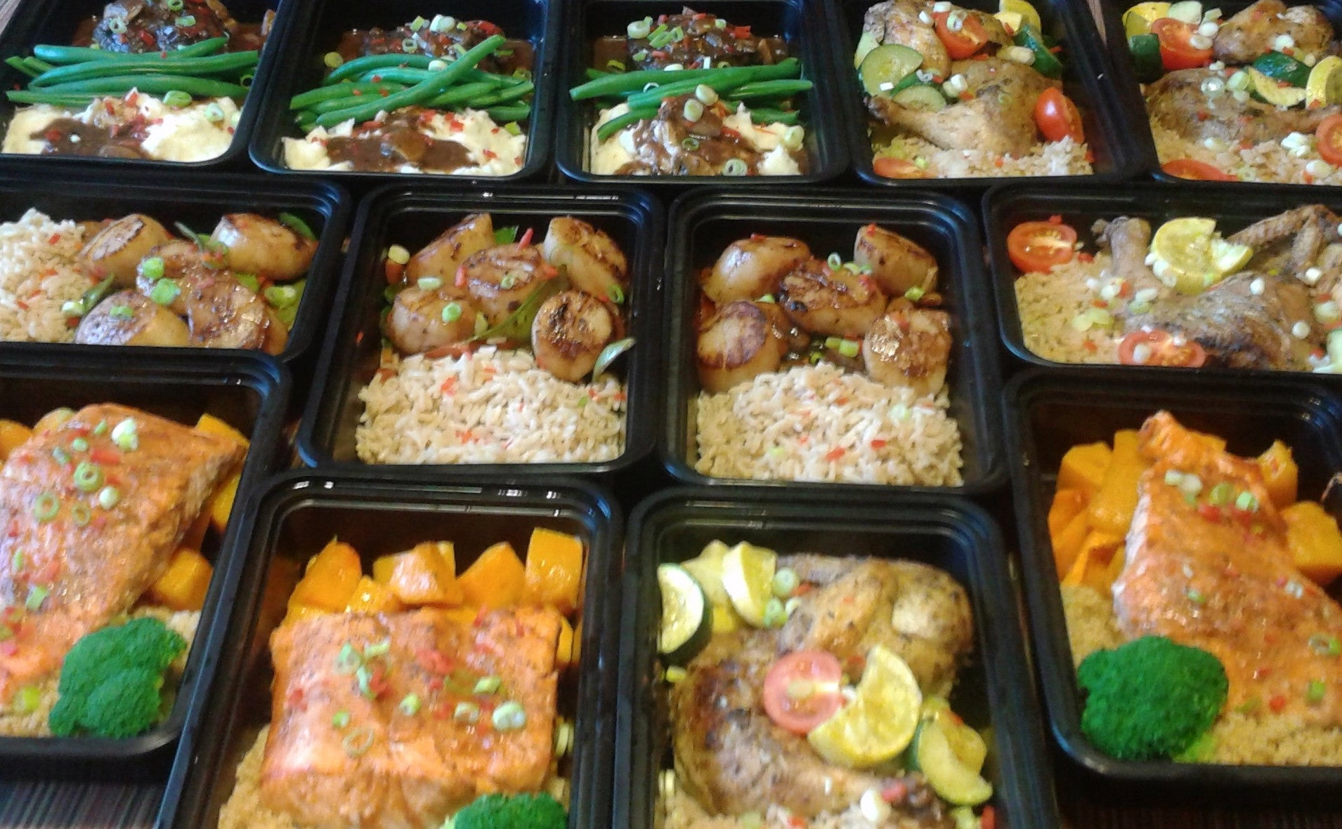 Prepared meals delivered to you. In MD, Northern VA, & D.C.