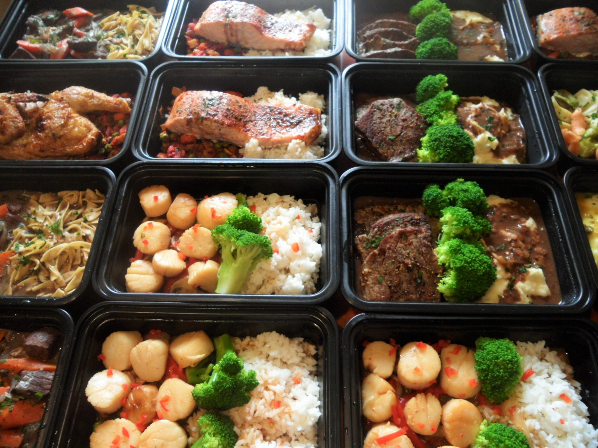Healthy meals delivered to home in Maryland