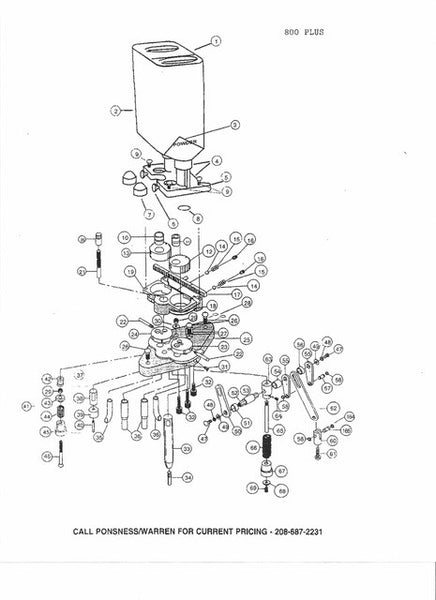 800plus exploded view  u0026 price list  u2013 ponsness  warren
