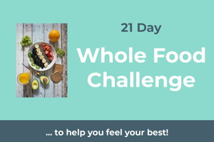 21 Day Whole Food Challenge