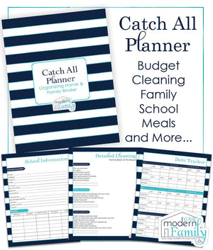 Catch All Planner