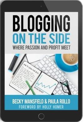 Blogging On The Side Where Passion & Profit Meet