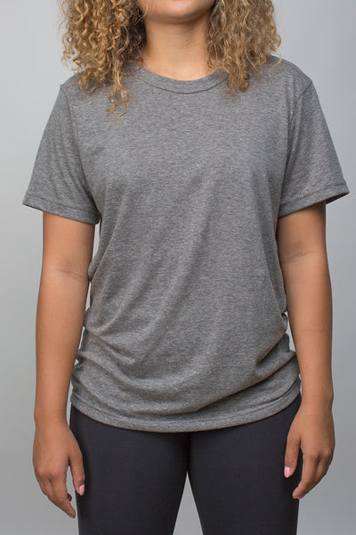 Earth Crew T-Shirt, Gray
